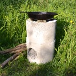 Bare Rocket Stove ($67)