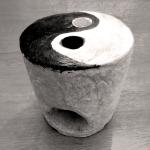 Yin-Yang Rocket-Stove